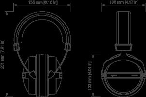 Superlux HD660 профессиональные наушники
