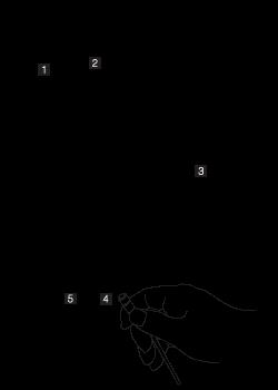 line drawing hd669